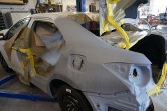 Brown Street Autocraft Akron Auto Body Shop